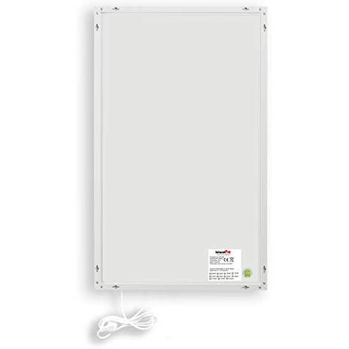 21H85bn0cVL. SS500  - Infrared Heating 350 W, 600 W, 750 W, 900 W, 1200 W Made in Germany, White, 500WEISS 500.00watts