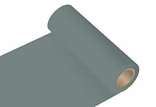 INDIGOS Oracal 631 Orafol matt, für Küchenschränke und Dekoration, Autobeschriftung, Schutzfolie Folie 5 m, Breite 50 cm, Farbe 71, grau, ORACAL631-1-5mx50-71