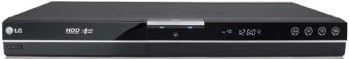 LG RH397H DVD- und Festplatten-Rekorder 160 GB (DivX-zertifiziert, USB, HDMI) schwarz