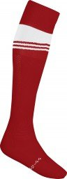 RHINOS sports Chaussette Chaussettes Serial Rouge/Blanc 42–44