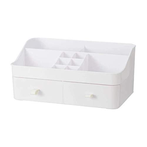 JJSFJH Makeup Organizer Kosmetische Aufbewahrungsbox mit Schubladen Schmuck Desktop-Sonnenkörner-Container vielseitig