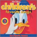Vol. 3-Disney Songs - Children'S Favorites