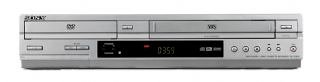 Sony SLV-D 920 DVD-Player silber