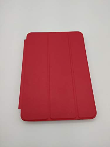 AOLI Case for iPad Mini 5 2019 / Cover with Sleep Function / Compatible with iPad Models: A2133/A2124/A2126 (Red)