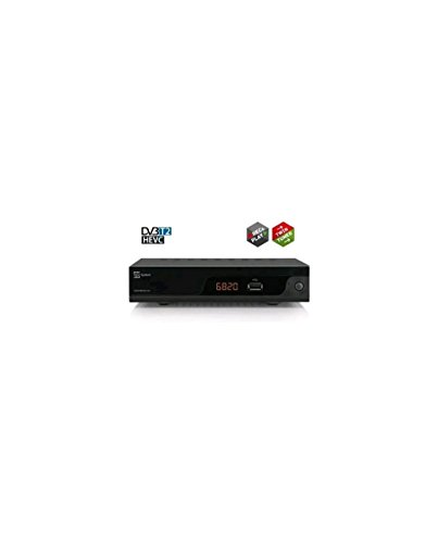 TELESYSTEM Ricevitore Digitale Terrestre HD DVBT / T2 Supporto HEVC
