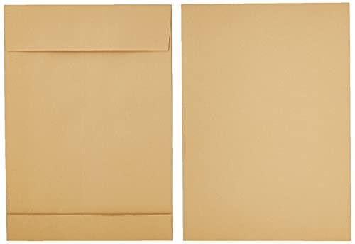 Herlitz 797506 - Paquete de 25 sobres, color marrón