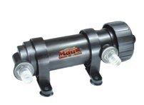 Mauk, Filtro anti-alghe per acquario con lampada UV-C, incl. Lampada di ricambio 7W - 673