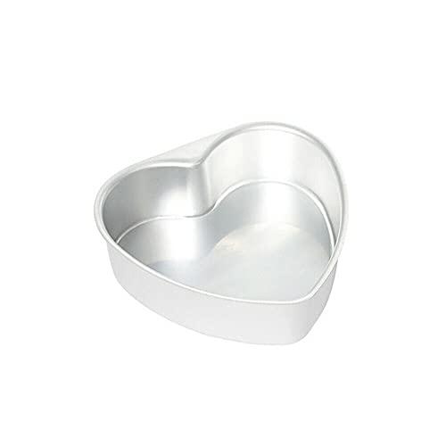 Heart Shape Cake Pan 6 inch Baking provides Baking sheet Baking pan Baking set Cake pan Bakeware units Baking pans Baking pans set Cookie sheets for baking Baking sheets Sheet pan