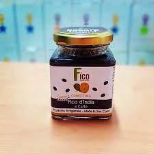 Kaffee Und Kaktusfeigen - Marmelade Aus Sizilianischen Feigen 230 Gr