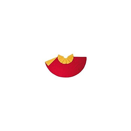 Capote Rojo-Amarillo 110 Cm