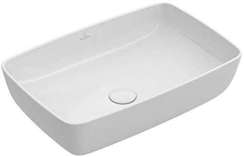 Villeroy & Boch Aufsatzwaschbecken Artis 58x38 cm weiß 41725801