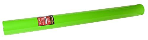 Pro Mantel – Ref R782548I – Mantel desechable de Fieltro spunbond – Rollo de 25 m de Largo x 1,20 m de Ancho – Color Verde Manzana – Material Resistente al desgarro, Impermeable y Lavable