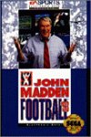Mega Drive (US) - John Madden Football ´93 - (OVP & Anl.)