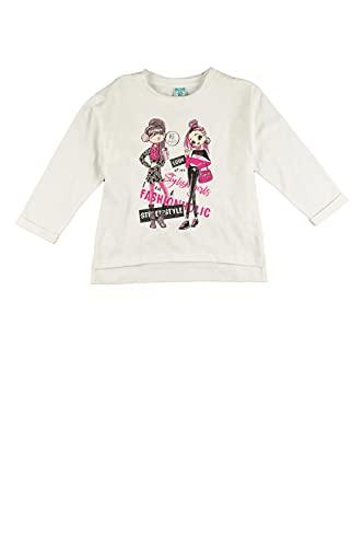 Top Top CINKY Camiseta, Crudo, 11-12 Chicas