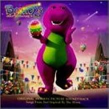 barney great adventure cd
