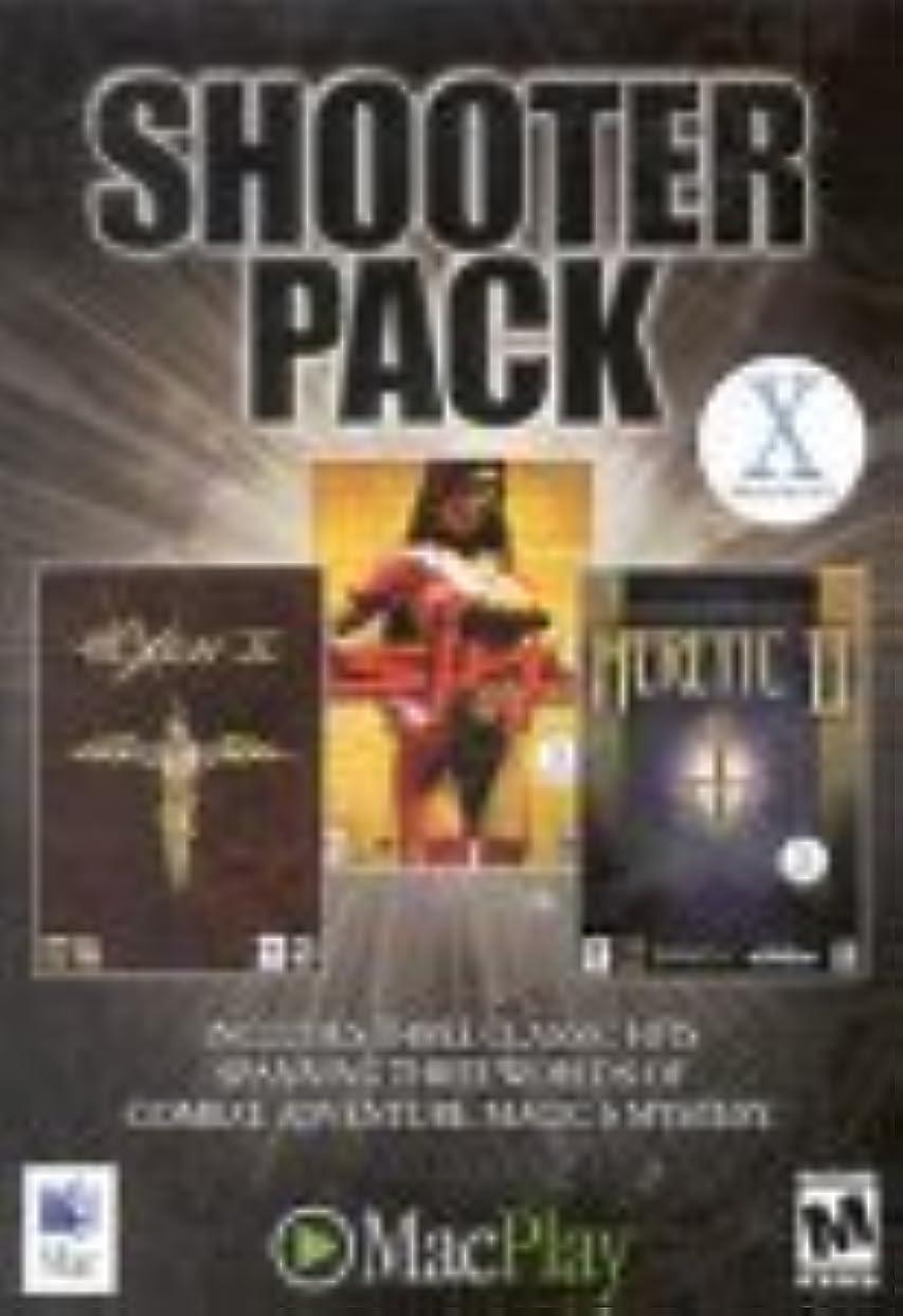 ピアースフィドル特許Macplay Shooter Pack (Mac) (輸入版)