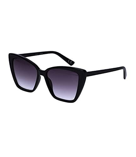 SIX Sonnenbrillen für Damen im Cateye-Design, Linsen-Kategorie 2 (326-213)