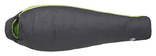 Big Agnes Boot Jack Sleeping Bag (600 DownTek), 25 Degree, Regular, Left Zip