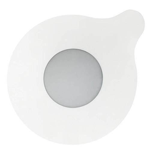 Cdrox De Silicona de hidromasaje tapón baño de Agua desagüe de la bañera de hidromasaje del Enchufe de lavandería tapón del Fregadero de Cocina tapón de Agua, White
