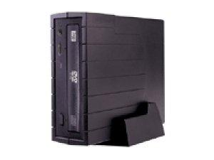 Lite-On SOHW-1633SX DVD+R 16x4x, R 8x4x, Double Layer +R 2,4 USB 2.0 externer DVD-Brenner
