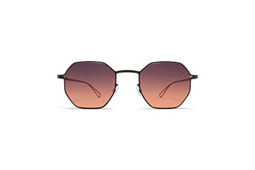 Mykita Sonnenbrillen MYKITA & Bernhard Willhelm Walsh Black with Black