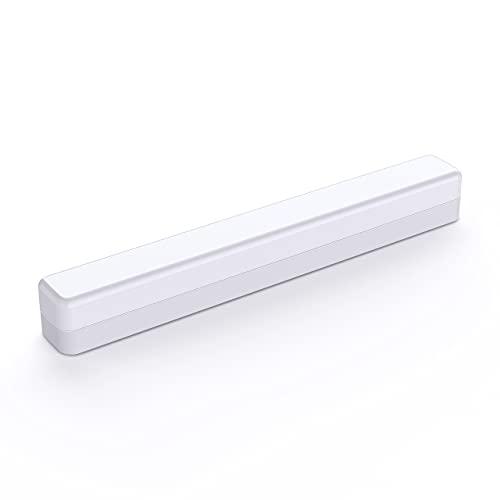 Ketom LED Lampada da Soffitto 18W Bianco Freddo 6500K Plafoniera Led Soffitto Moderna Lineare Lampada da Soffitto LED per Ufficio Cucina Corridoio Lavanderia 40CM (Bianca)