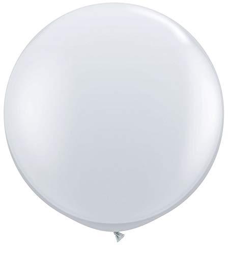 Climb in Ballon Einsteigeballon Riesenballon, extra weiter Hals, 650 cm Umfang/ 210 cm Durchmesser, transparent