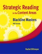 Strategic Reading in the Content Areas: Practical Application for Creating a Thinking Environment