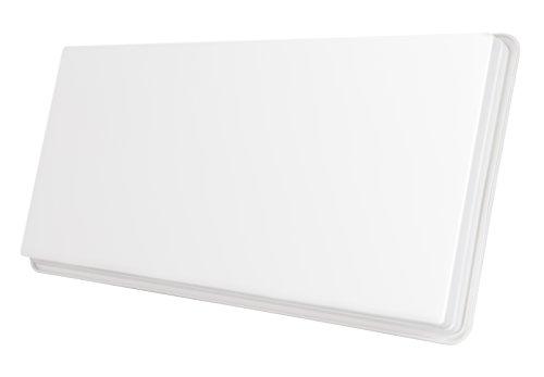 Skymaster Hochleistungs-Sat-Flachantenne SFA 60-Single inkl. Fensterhalterung