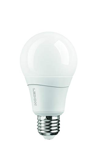'Ledon 29001058 a +, bombilla led'Dual Color, metal, 10 W, E27, color blanco, 6,8 x 6,8 x 12,5 cm