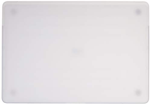 1201-Capa Protetora Hardshell para Novo Macbook Pro 13 polegadas, iWill, Capa Anti-Impacto, TRANSLUCIDA