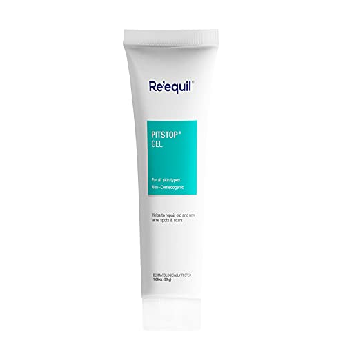 RE' EQUIL Pitstop Gel for Acne Scars Removal and...