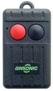 Emisor manual ANSONIC SF 433 – 2 mini Grupo C: Amazon.es: Electrónica