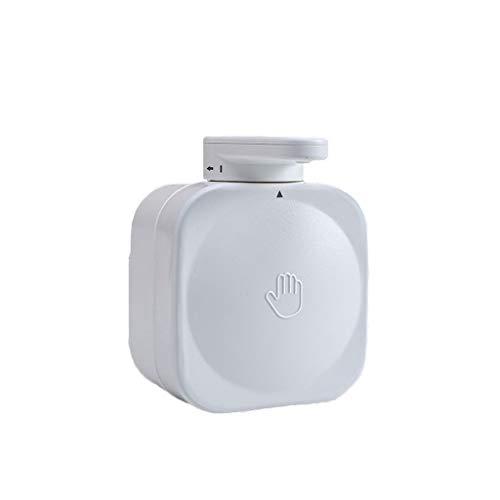 Dispensador de jabón Mano desinfectante botella loción dispensando mano desinfectante creativo lavandería detergente champú ducha gel gel vacío botella de pared montada en la pared Liquid Soap Dispens