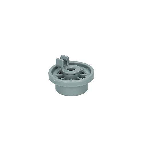 Korbrolle Rolle Spülmaschine Geschirrspüler Unterkorb für Bosch Siemens 00165314