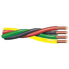 200 ft 10/3 w/G Submersible Well Pump Wire Cable