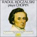 Price comparison product image Raoul Koczalski Plays Chopin (Historic Recordings)