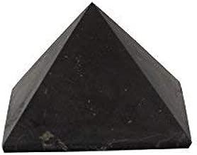 Shungite Unpolished Pyramid 5 cm (2