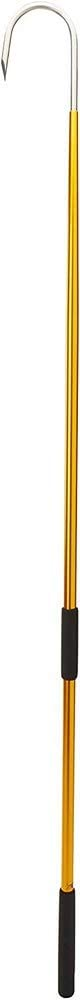 Aftco Max 71% OFF GFA586GLD Regular discount Aluminum Fishing Throat Hook 5-Inch Gaff