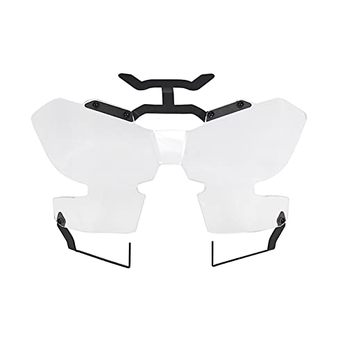 zhengyang Headlight Headlight Head Guard Protector Cover pour Hon-da A-Frica T-Win CRF1100L Adventure Sports 2020 2021 Accessoires de Moto et pièces