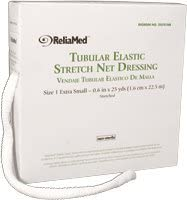 Reliamed Recommendation Tubular Year-end annual account Elastic Net 6 Lrg Size Drsng