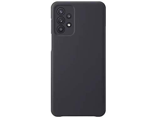Smart S View - Funda con Tapa para A326B Galaxy A32 5G, Color Negro