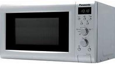 Panasonic NN-J169M, Gris, 433 x 327 x 258 mm, 14000 g, 297 x 292 x 185 mm - Microondas