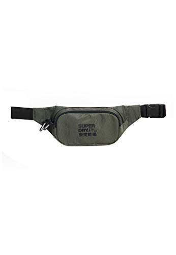 Superdry Herren M9110042A SMALL BUMBAG, Chive, O/S