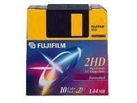 Fujifilm Disketten 3,5MF2HD 10PK Supl
