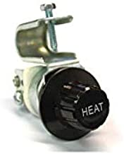 Eckler's Premier Quality Products 80-251997 - Chevy 12-Volt Heater Switch
