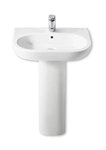 Roca A335240000 - Pedestal para lavabo de porcelana