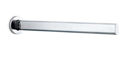 Blomus AREO Handtuchhalter, Edelstahl poliert, 5.7 x 5.7 x 46 cm