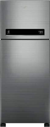 Whirlpool 265 L 2 Star Frost-Free Double Door Refrigerator (NEO DF278 PRM ARCTIC STEEL (2s)-N, Grey)