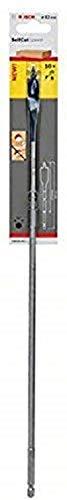 Bosch 2 608 595 403 - Brocas fresadoras planas Self Cut Speed, hexagonales (12 x 400 mm)